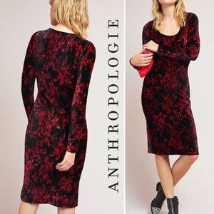 ANTHRO HD in Paris Velvet Dress
